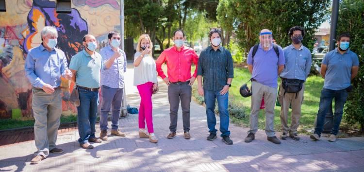 Estos son los candidatos de la izquierda progresista en Linares