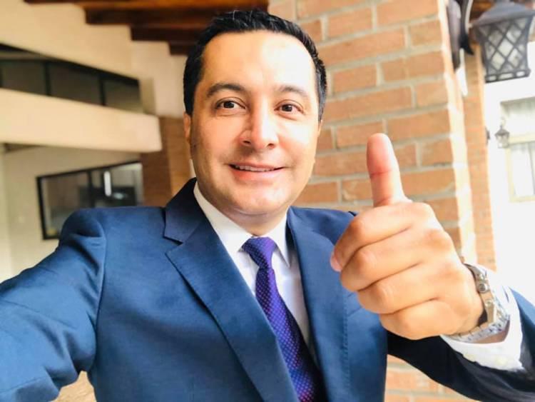 Alamiro Garrido guarda silencio y se reúne privadamente con candidatos a concejales de la UDI