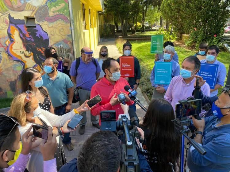 Francisco Pinochet apela al TRICEL luego que SERVEL rechazara por segunda vez su candidatura a alcalde por Linares