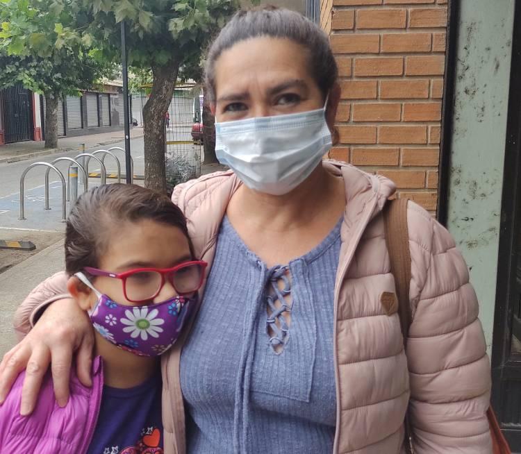 """Solidaridad de los linarenses permitirá realizar exámenes a menor que sufre malformación de """"Chiari"""""""