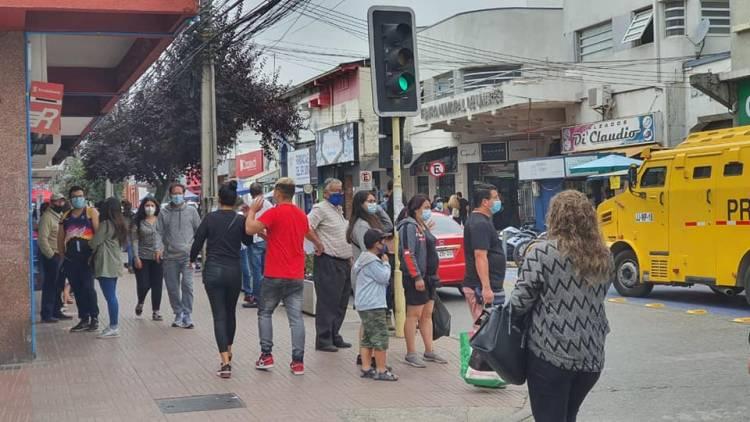 Pandemia en Linares: 25 nuevos casos de Covid-19 y los activos suman 206