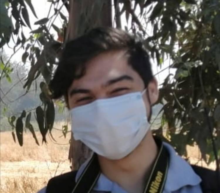 Llaman a orar por joven comunicador audiovisual contagiado por Covid-19