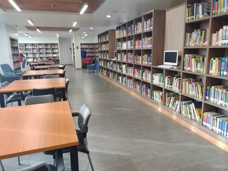 Linares en el top ten del circuito de bibliotecas en Chile