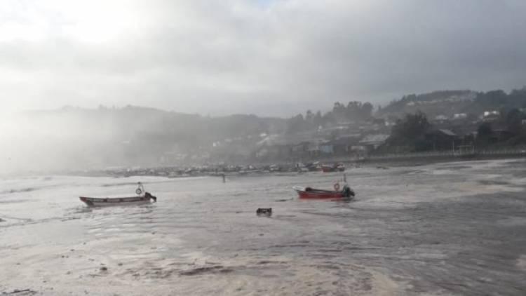 Marejadas en el Maule: Senadora Rincón pide urgente ayuda para pescadores artesanales afectados