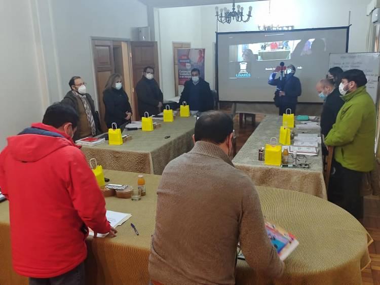 Decepcionante primer Concejo Municipal de Linares